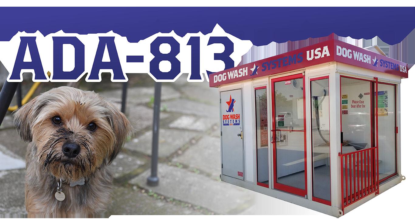 Modular Building 813 ADA