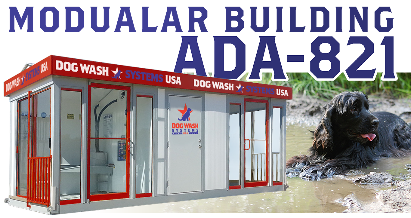 Modular Building 821 ADA